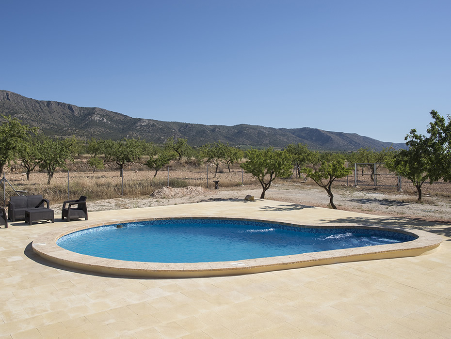 Swimming pool in Ubeda